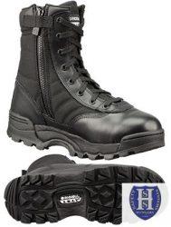"Original SWAT Classic 9"" zipped boot 115201"