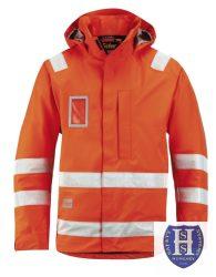 1973 Snickers  Láthatósági vízálló kabát, Class3