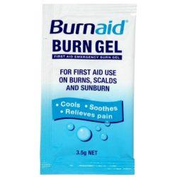 Burnaid 3.5g égési zselé tasakban
