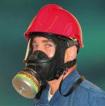 MSA 3 S Full-Facepiece Respirator