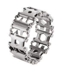 Leatherman TREAD karkötő multiszerszám, ezüst