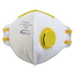FFP1 szelepes Dolomit légzésvédő maszk (20 db)