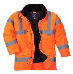 Portwest Jól láthatósági női kabát